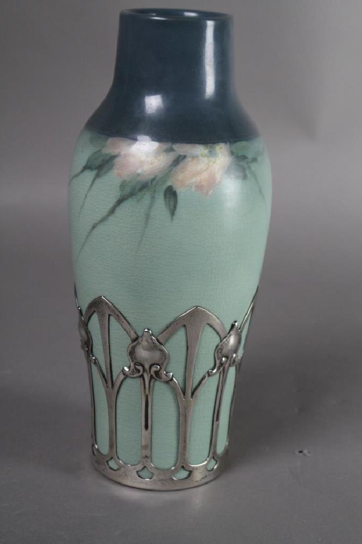 Rookwood Vellum Vase by Edward T. Hurley - 2