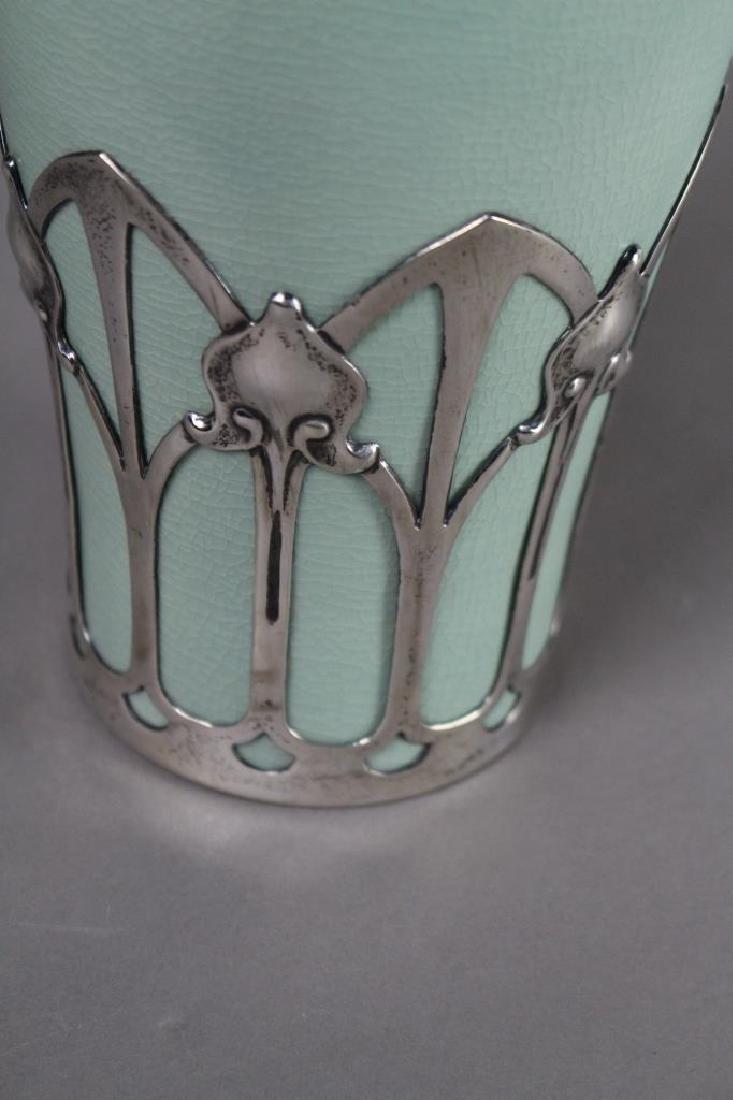 Rookwood Vellum Vase by Edward T. Hurley - 3