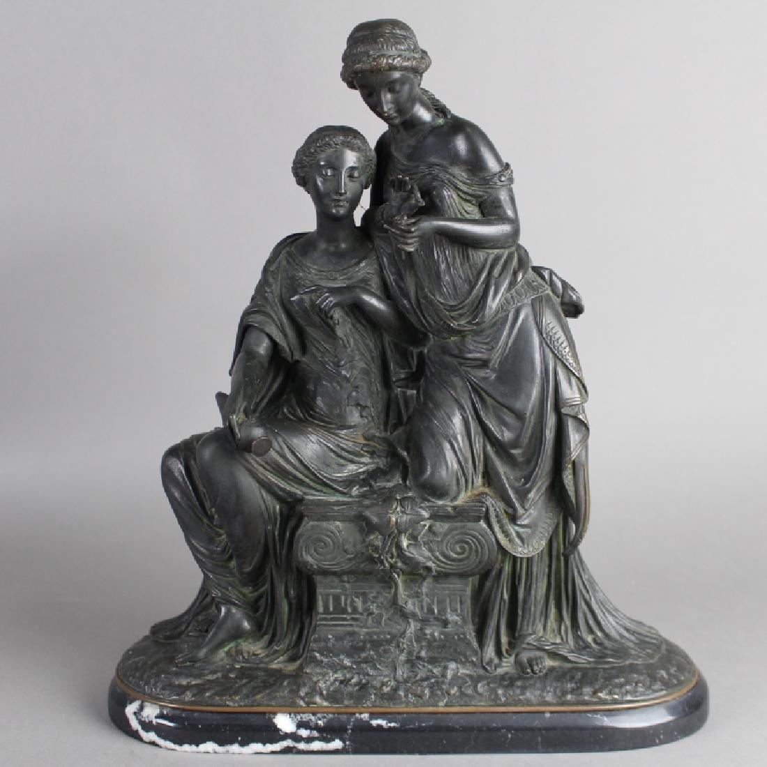 19th Century Figural Bronze