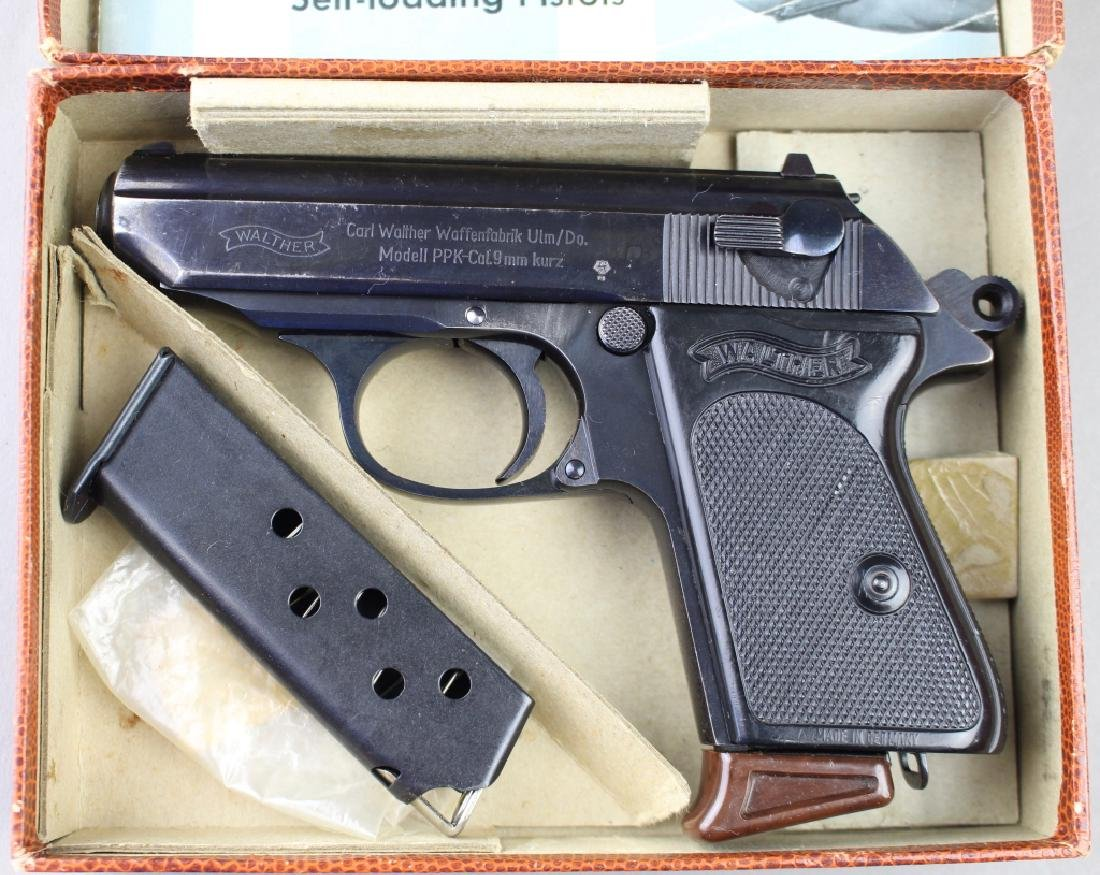 Walther Model PPK 9MM