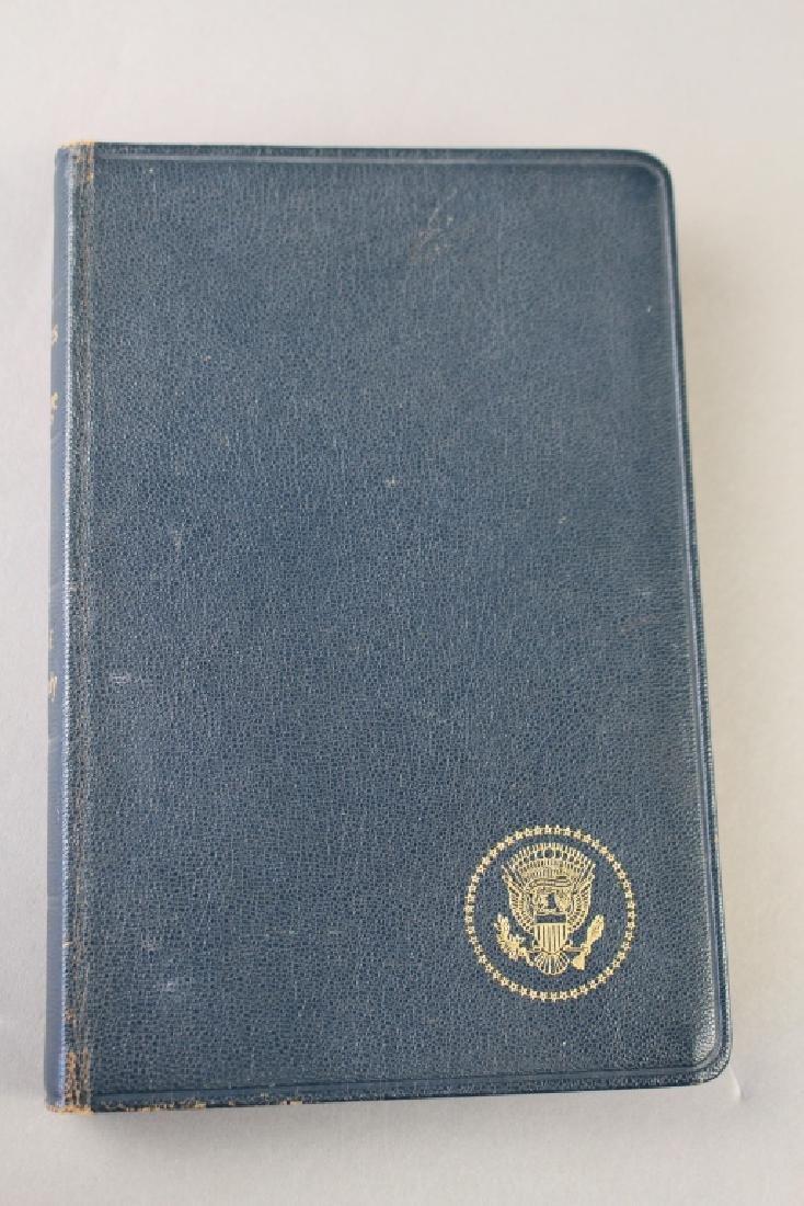 John F. Kennedy, 1917-1963, Book