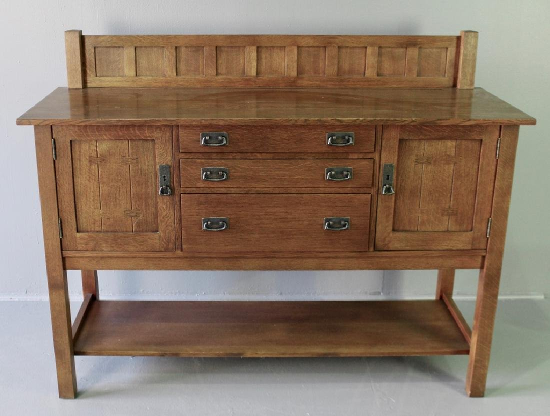 Stickley by Audi #711 Sideboard