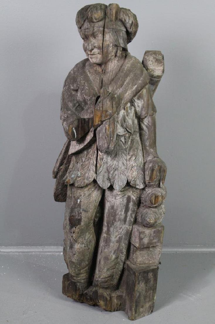 Tobacconist's Cigar Store Indian