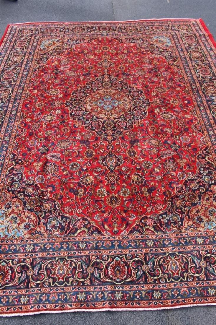 Sarouk Oriental Rug 9.9' x 12.10'