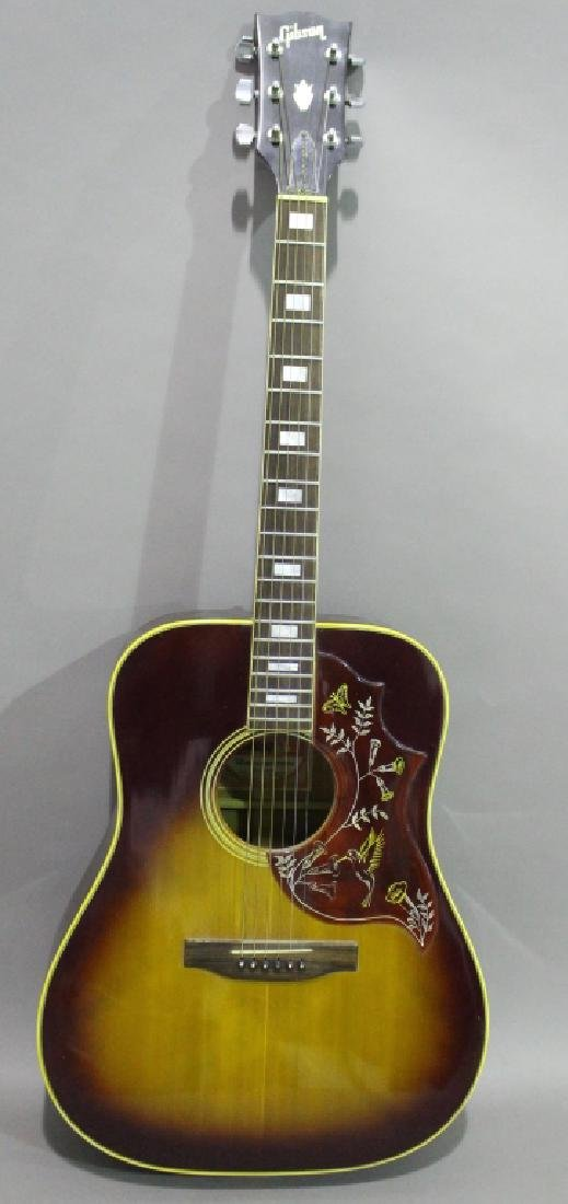 "Gibson ""Hummingbird"" Custom Guitar"