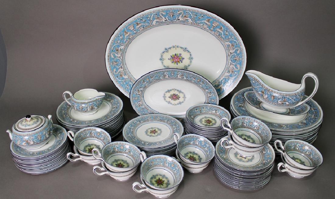 "Wedgwood ""Florentine"" Pattern China"