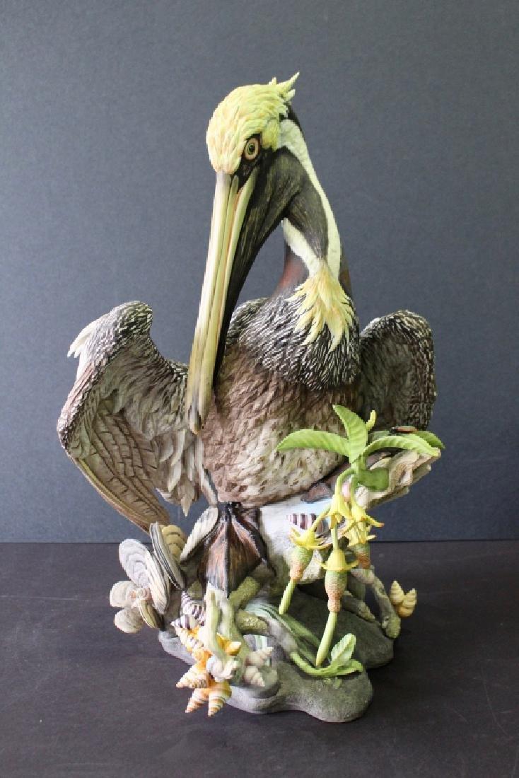 Enormous Boehm Brown Pelican