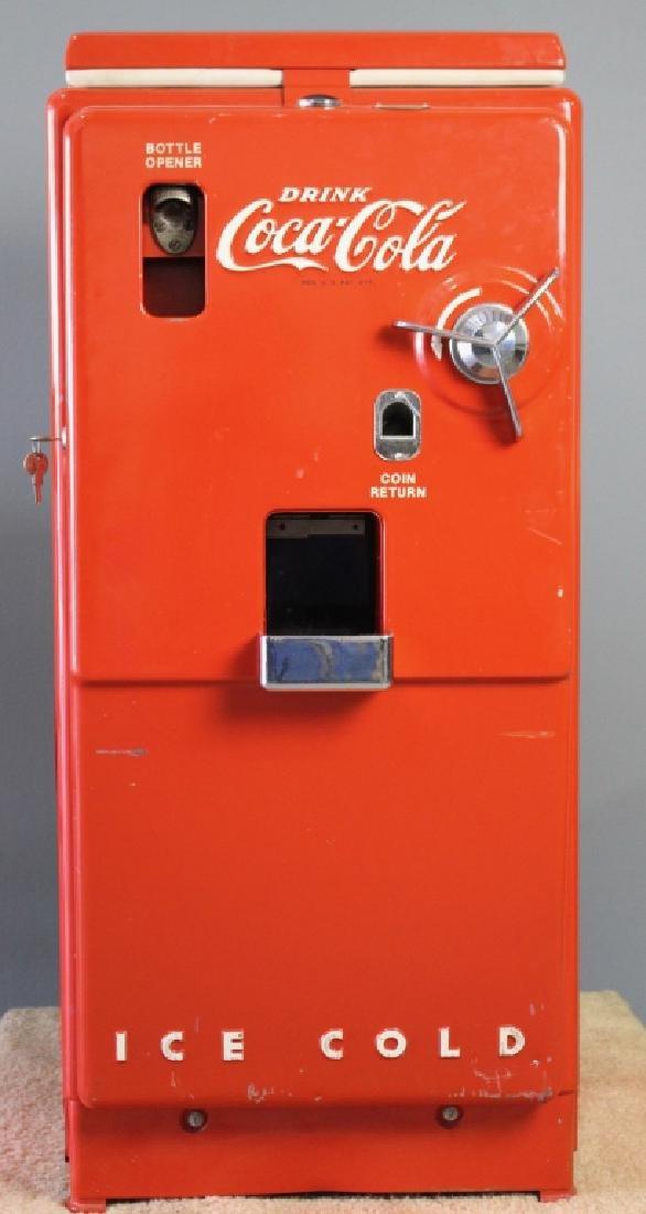 Coca-Cola 5 Cent Machine Model C-27
