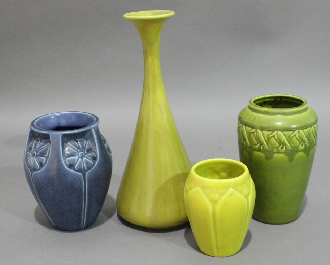 Rookwood Pottery Group of 4
