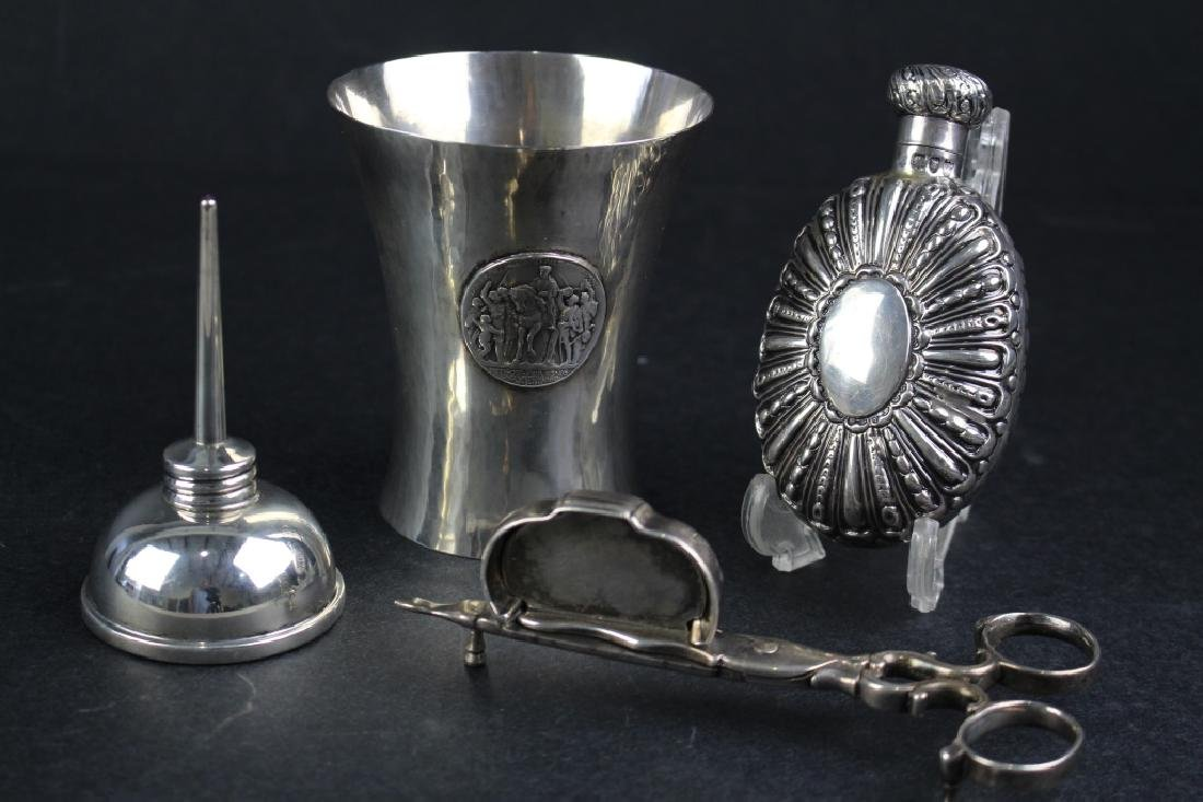 Estate Sterling Silver Group - 2