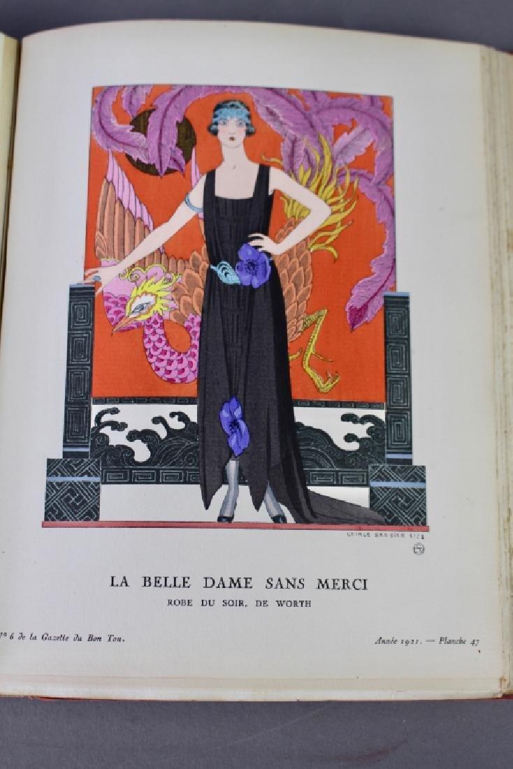 """Two Volumes """"Le Bon Ton d'apres-guerre"""","""