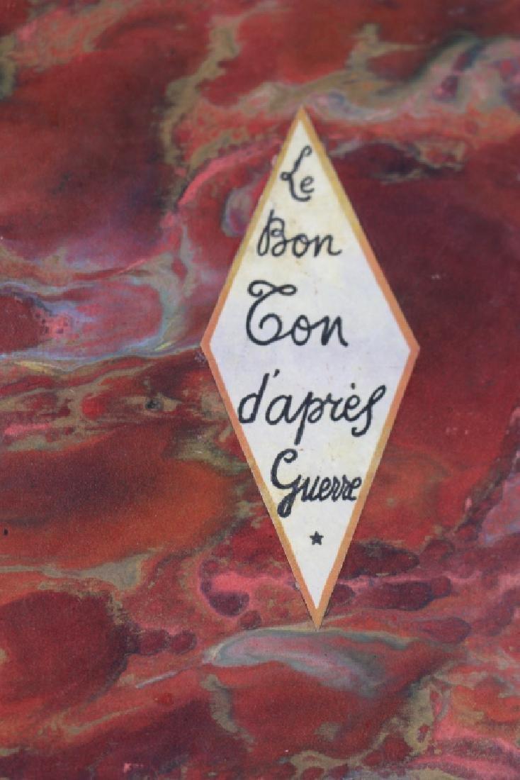"""Two Volumes """"Le Bon Ton d'apres-guerre"""", - 3"""