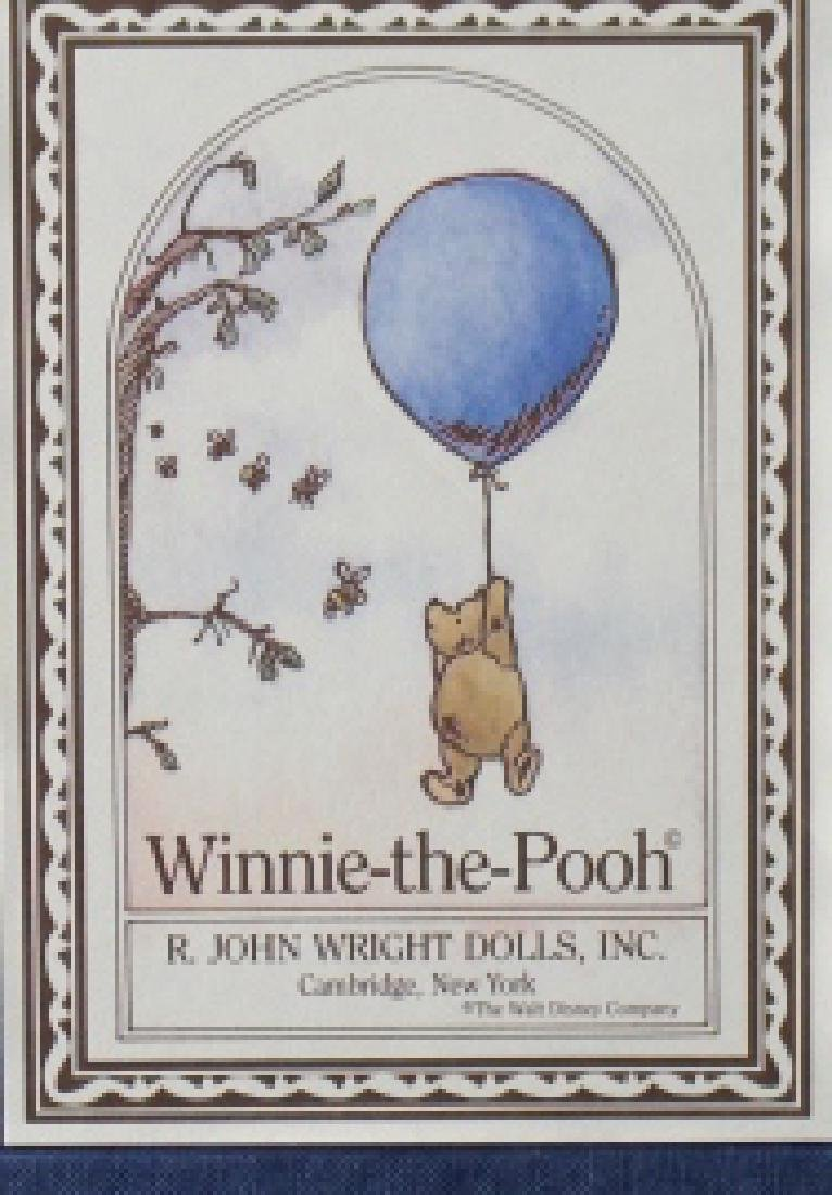"""Winnie The Pooh"" by R. John Wright Toy Co. - 2"