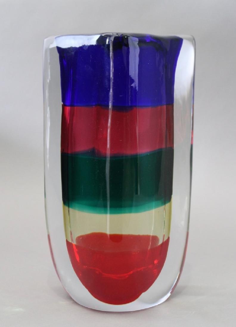 Venini, Fulvio Bianconi, 1915-1996, Vase - 2