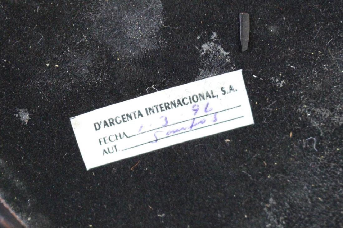 D'Argenta, Silver on Copper Jaguar Sculpture - 5