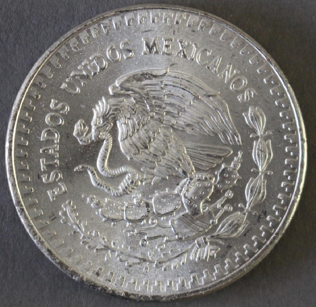 (60) Mexican One Ounce .999 Silver Libertad Coins - 5