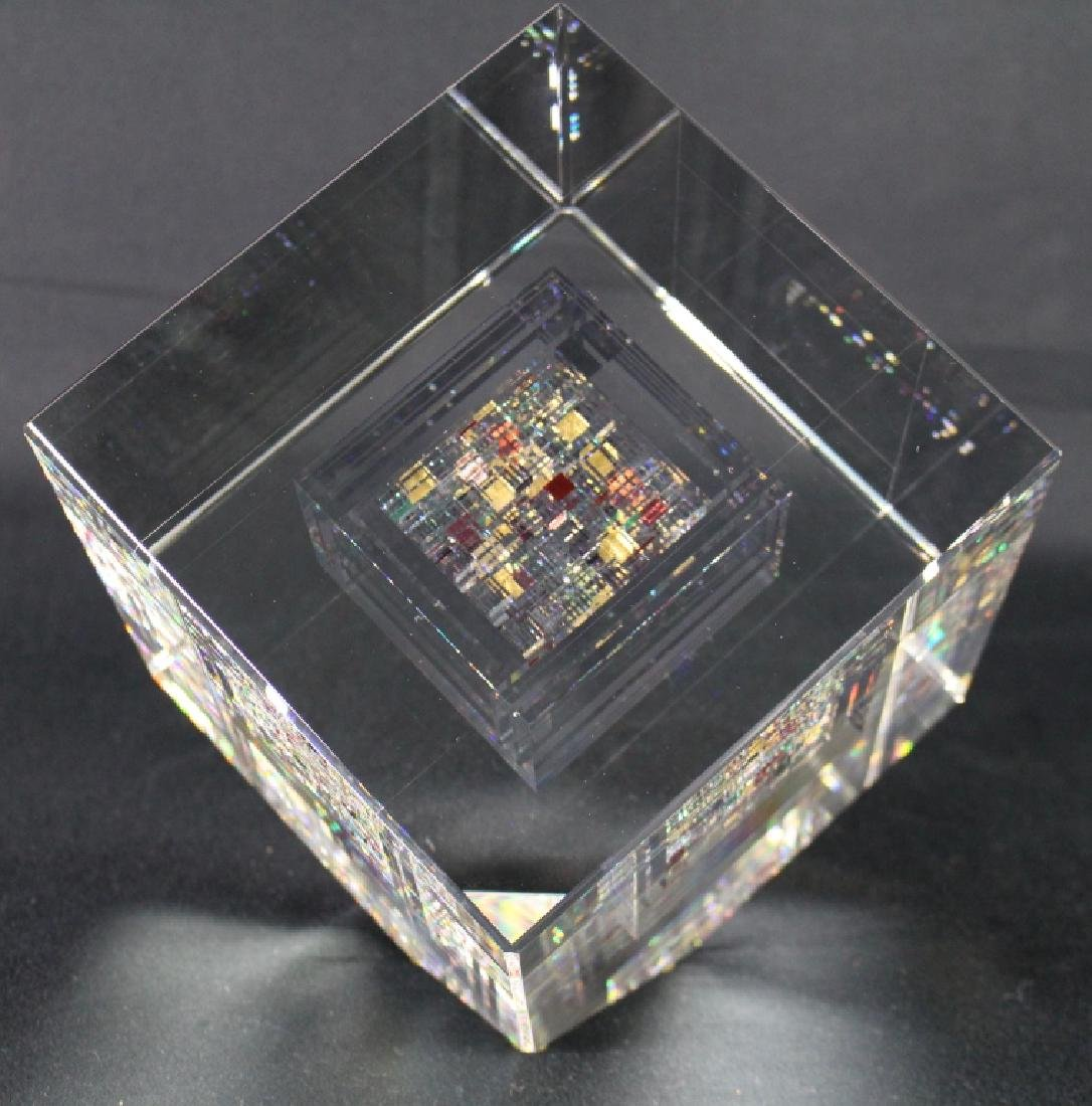 Jon Kuhn, 1949, Art Glass Sculpture - 8