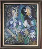 Jesus Gomez Fuertes 19382006 Oil on Canvas