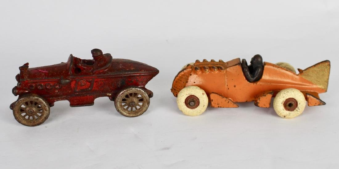 10 Vintage Toy Cars and Trucks - 2
