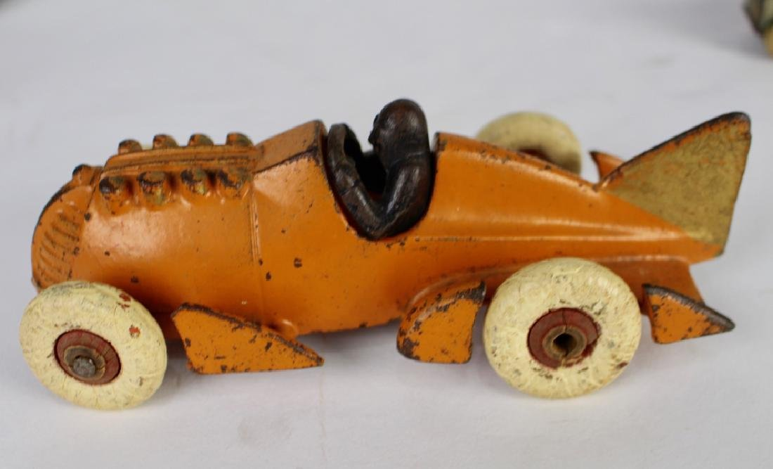 10 Vintage Toy Cars and Trucks - 6