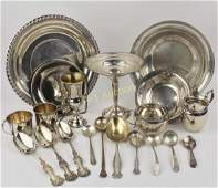 Estate Sterling Silver Grouping