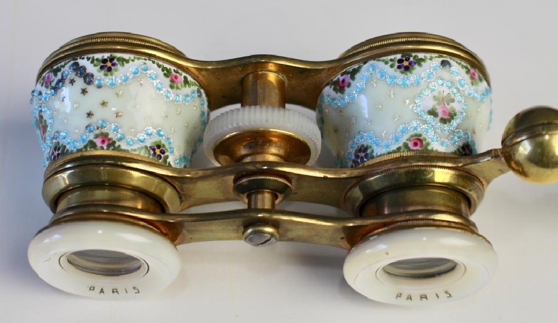La Reine French Opera Glasses - 2