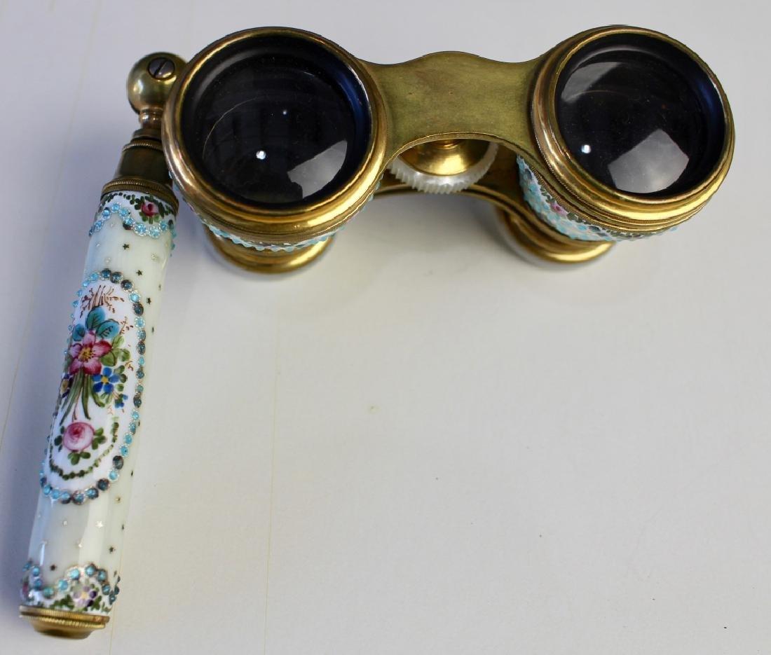 La Reine French Opera Glasses - 4