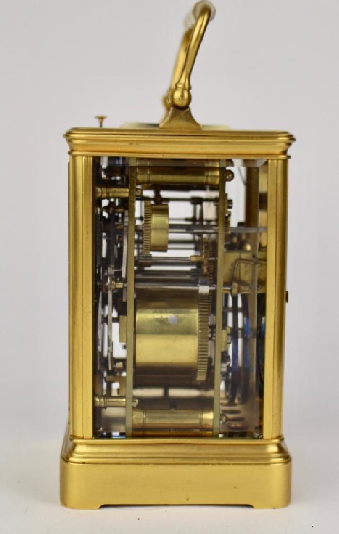 A.H. Rodanet & Co. Carriage Clock - 3