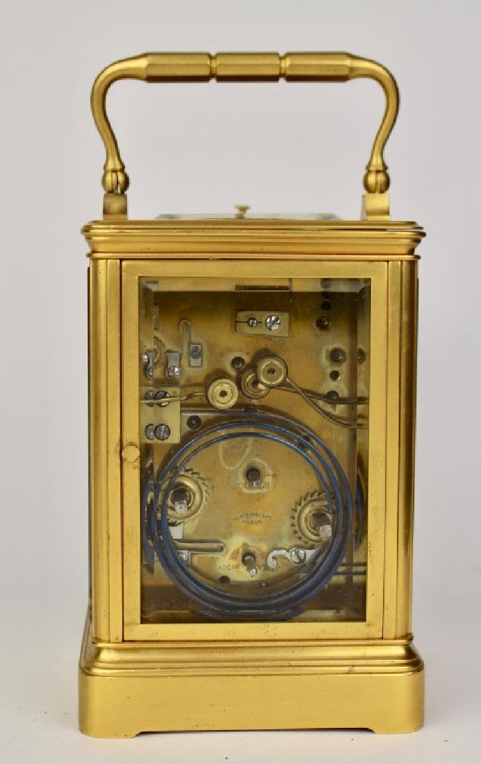 A.H. Rodanet & Co. Carriage Clock - 4