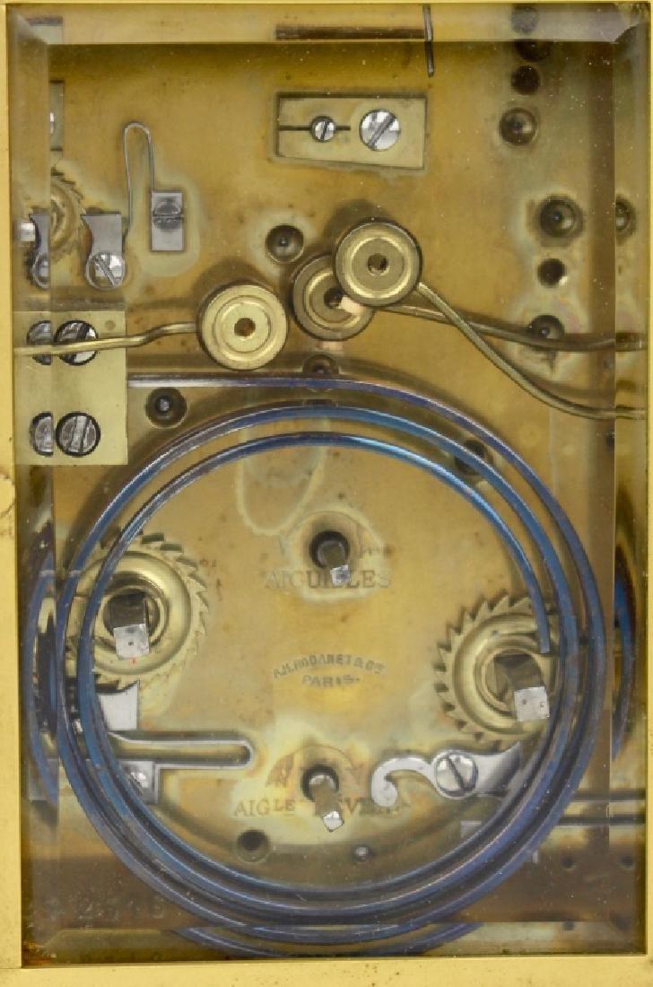 A.H. Rodanet & Co. Carriage Clock - 5