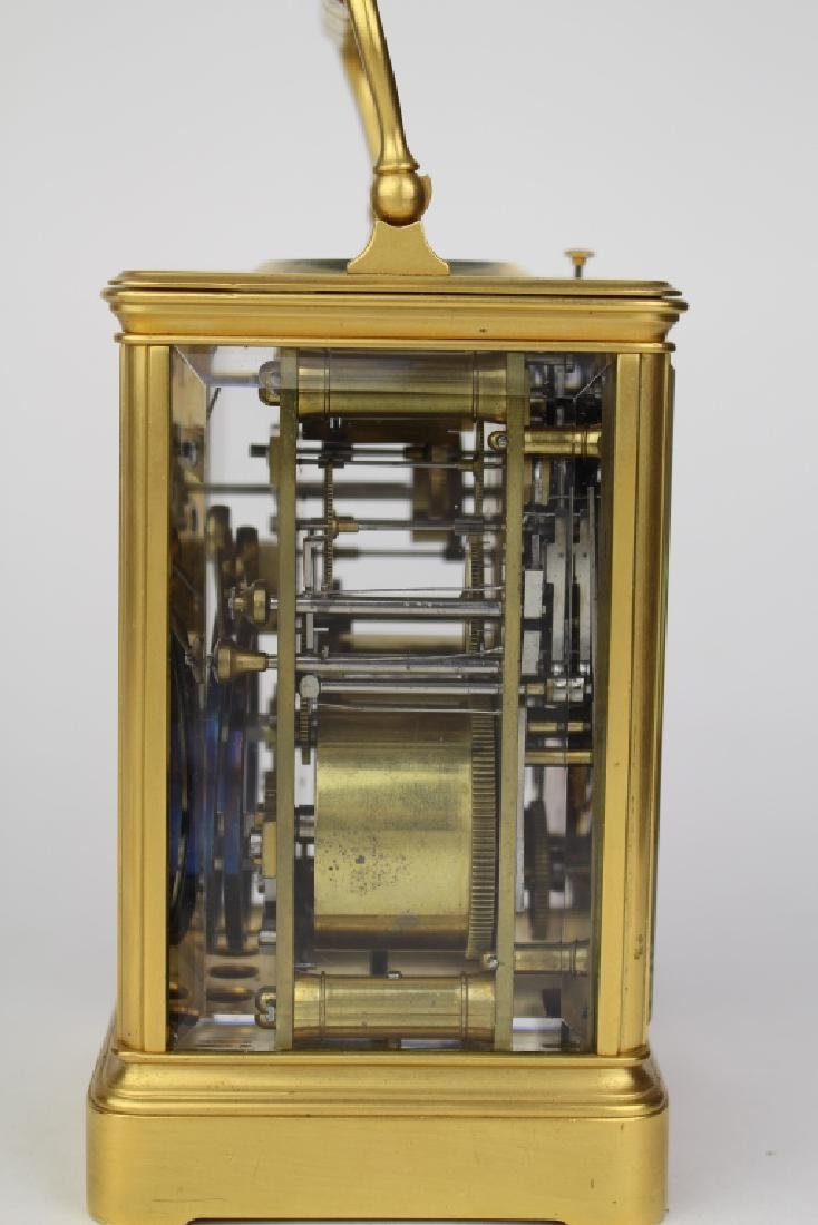 A.H. Rodanet & Co. Carriage Clock - 6