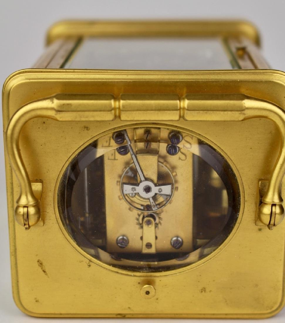 A.H. Rodanet & Co. Carriage Clock - 7