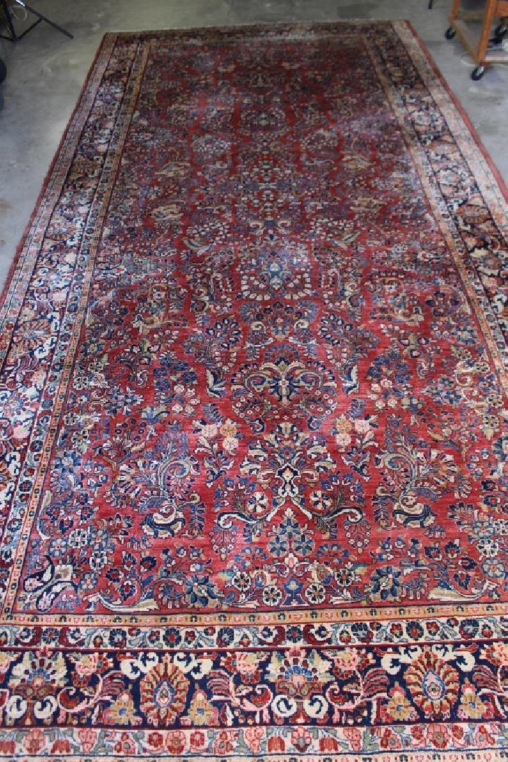 Persian Sarouk 18.10' x 8.5'