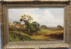John Horace Hooper, 1851-1906, O/C
