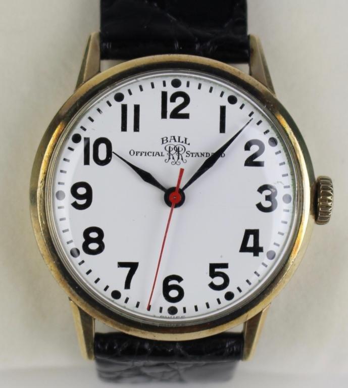 Ball Watch USA Trainmaster