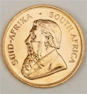 South African Kruggerand 1 Ounce Gold