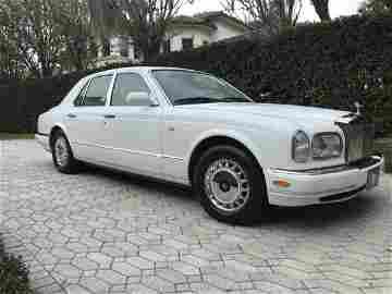 2000 Rolls Royce Silver Seraph, 36K Miles