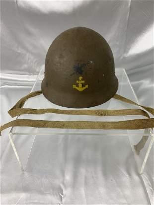 Japanese WWII Navy Helmet
