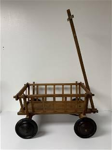 Primitive Market Cart / Wagon