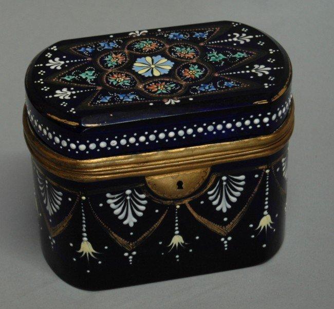 1: COBALT DRESSER BOX
