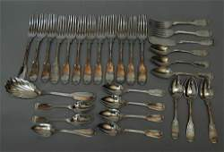 98: FIDDLE AND THREAD FLATWARE