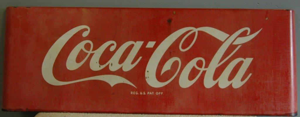 17: Enormous Coca-Cola Sign