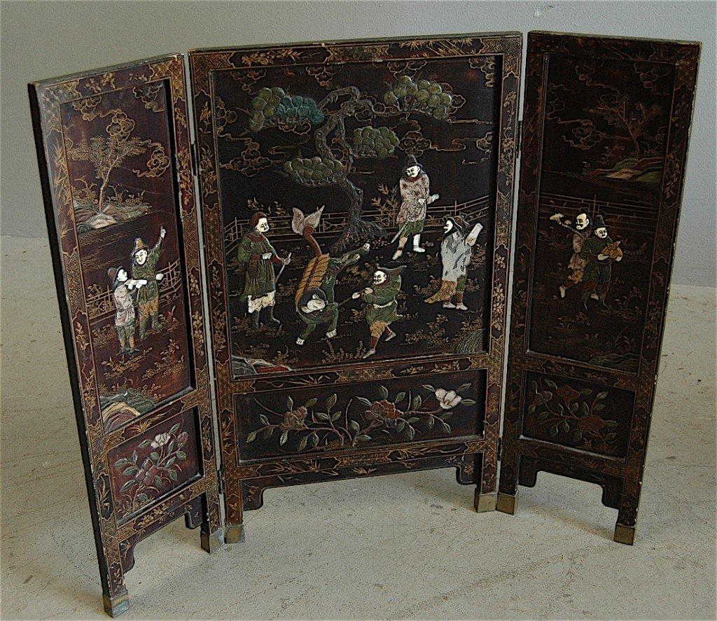 20: Oriental Fire screen