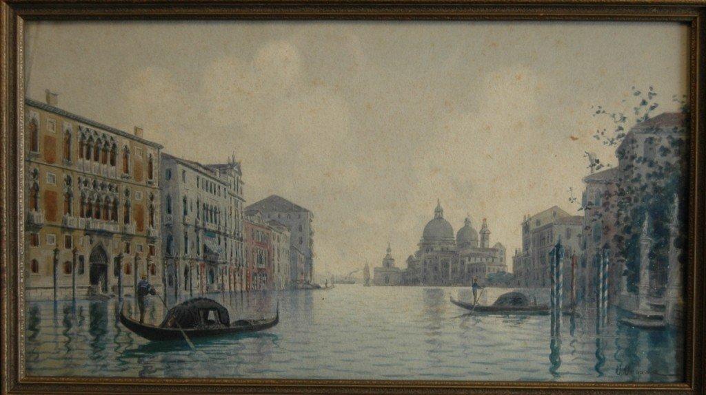 24: Umberto Ongania, St. Marks Basin, Venice, Italy