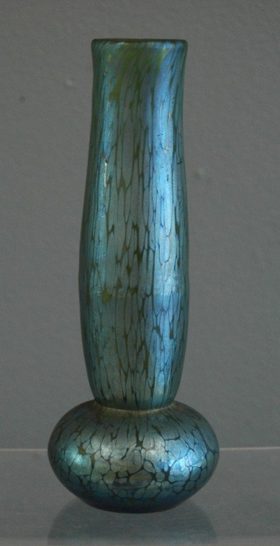 1: Loetz Art Glass Bud Vase