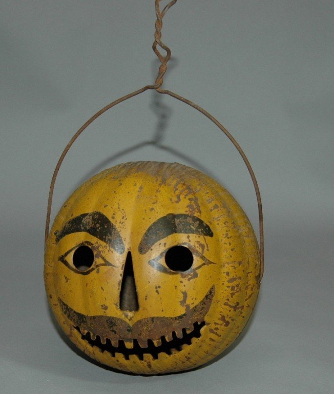 246: American Halloween Jack-o-Lantern