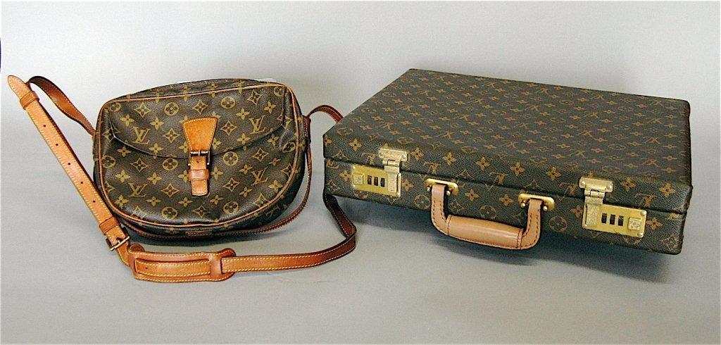 19: 2 Piece Vintage Louis Vuitton