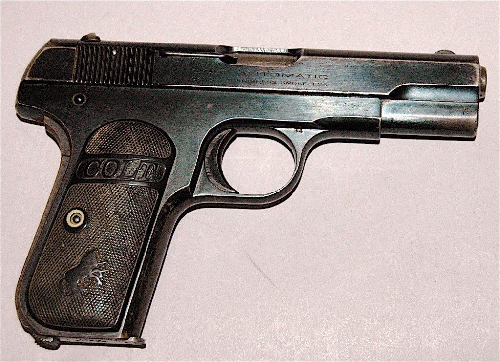 42: Colt .32 Model 1897 Pistol