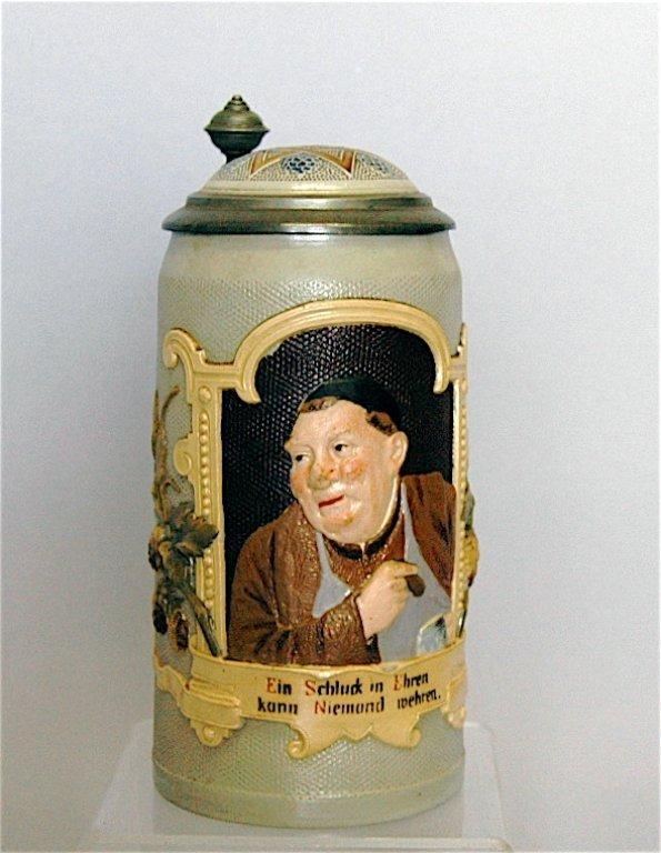 49: Mettlach Stein # 1757