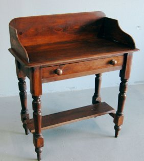 Southern Pine Writing Desk